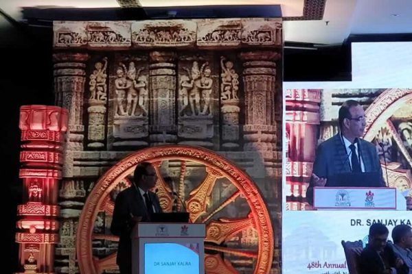 Dr Sanjay Kalra - Keynote address at ESICON 2018