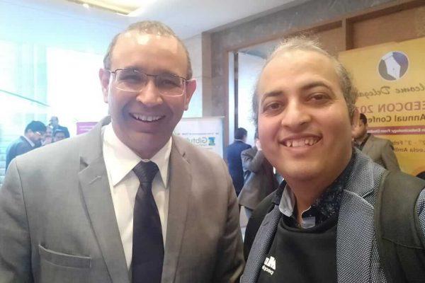 Dr Sanjay Kalra & Sachin Gaur at SPEECON 2019